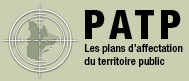 Les plans d'affectation du territoire public